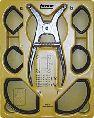SAX - 4. Stein- und Holzbearbeitung, Spannwerkzeuge